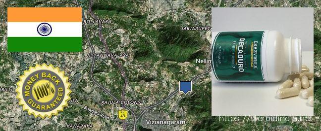 Where to Buy Anabolic Steroids online Vizianagaram, India